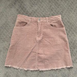 Pink John Galt Skirt